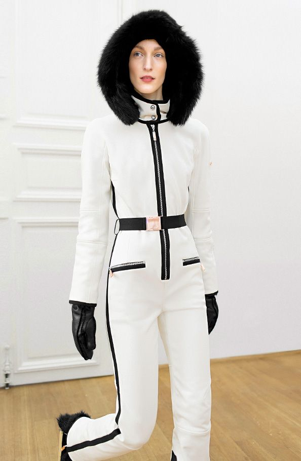 ESCADA SPORT | F/W 2015 | Luxury ski jumpsuit