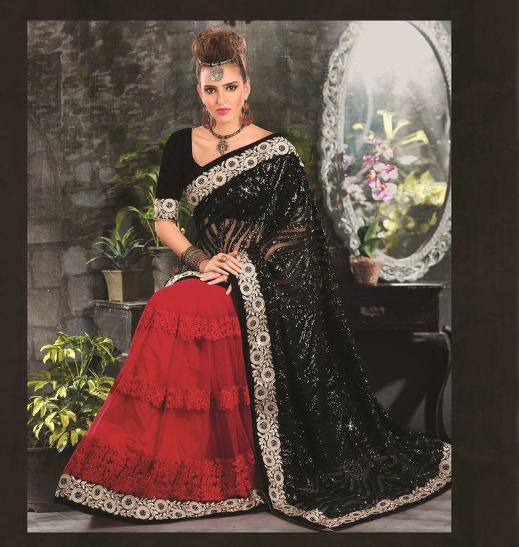 Pakistani Bollywood Traditional Sari Ethnic Wedding Indian Designer Saree 6200 #KriyaCreation