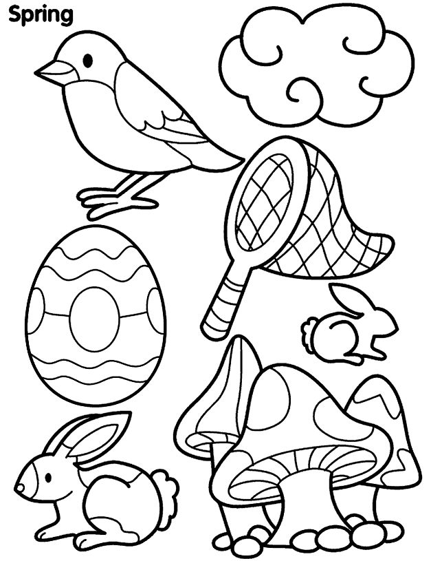 crayola coloring page pattern for felt creations - Crayola Coloring Sheets