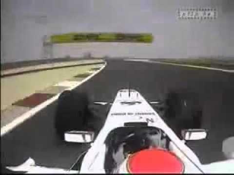Formula 1 Yuji Ide Onboard Bahrain 2006