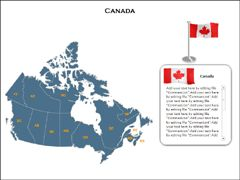 27 best interactive powerpoint maps of usa images on pinterest ppt interactive powerpoint map of usa north america map outline toneelgroepblik Choice Image