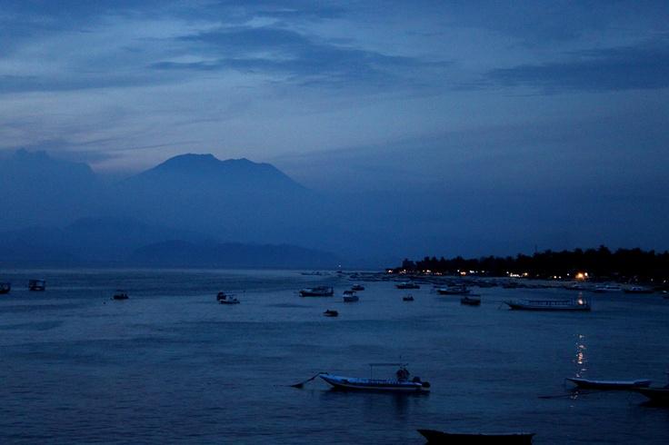 The View, simply stunning.  www.batukaranglembongan.com