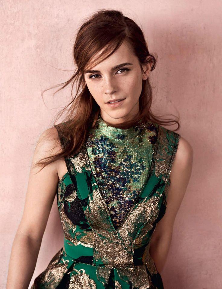 Emma Watson British Vogue 2015 Imgur Emma watson