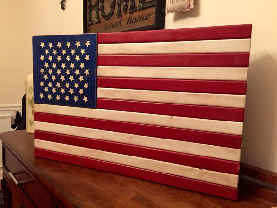 American Flag Gun Cabinet Flags American Flag And Etsy