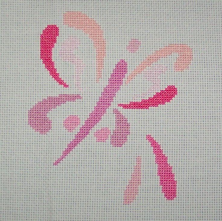 Pink butterfly for LQUK