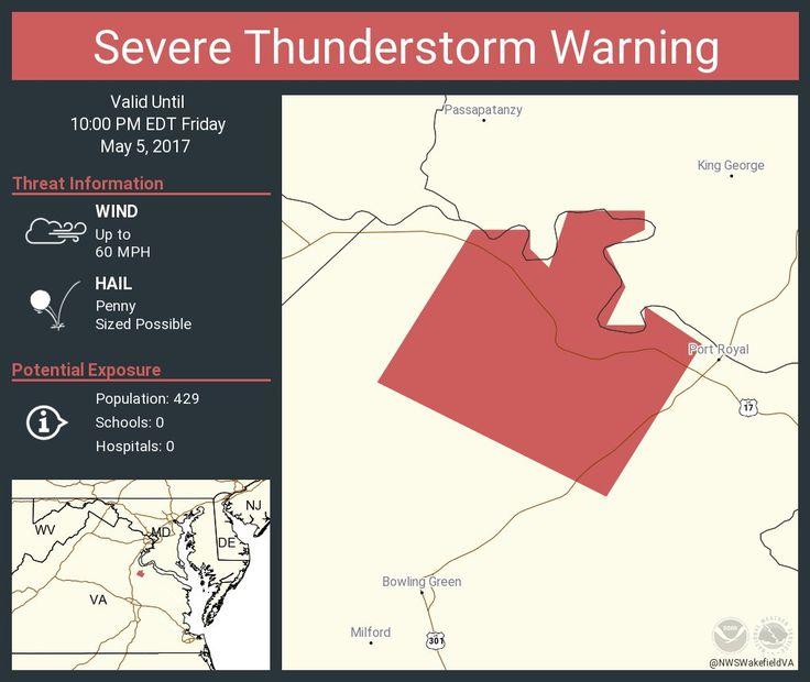 #jasonislive RT NWSSevereTstorm Severe Thunderstorm Warning continues for Caroline County, VA until 10:00 PM EDT pic.twitter.com/fVdcCFDS5o - https://blog.clairepeetz.com/jasonislive-rt-nwsseveretstorm-severe-thunderstorm-warning-continues-for-caroline-county-va-until-1000-pm-edt-pic-twitter-comfvdccfds5o/
