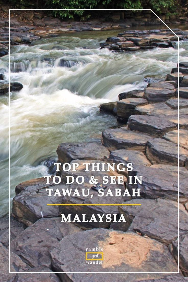 Going to Semporna, Sabah for that perfect island holiday? Don't skip Tawau. Here are 7 reasons why. Includes recommendations for what and where to eat as well. #SeaYouInSabah