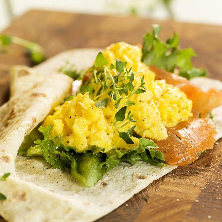 Sånn lager du perfekt eggerøre