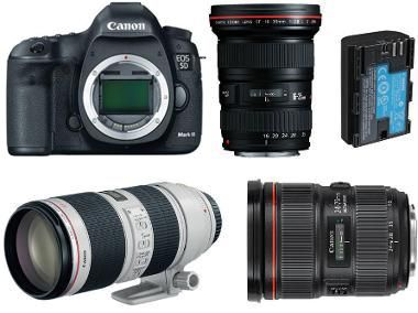 Rent Canon Advanced Concert Package