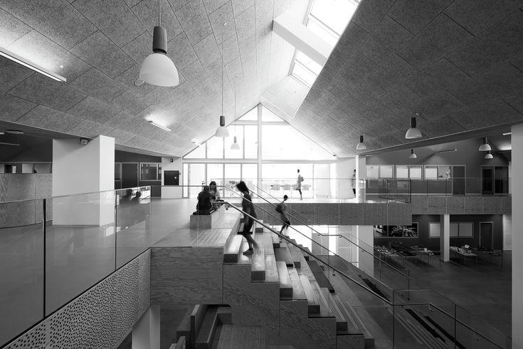 Gallery of Aarhus Social and Health Care College / Cubo Arkitekter - 3