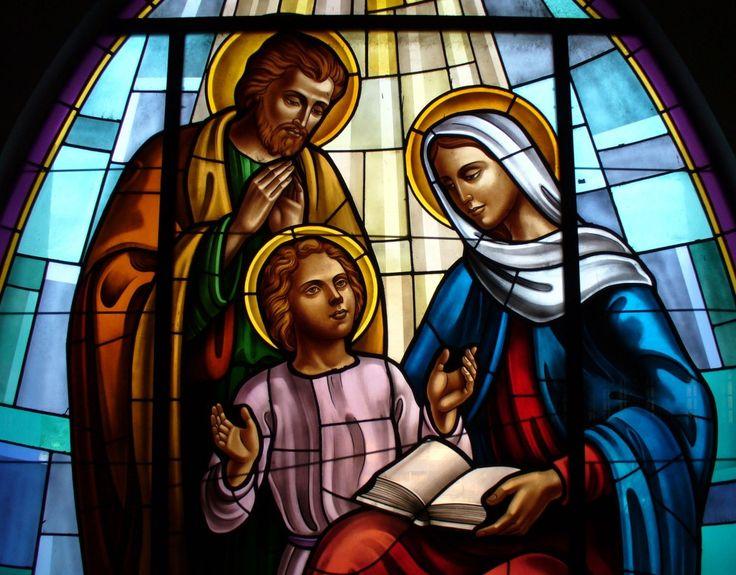 Gebet von Papst Franziskus an die Heilige Familie