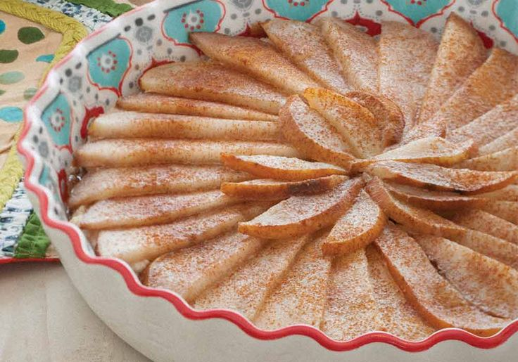 <p>A feature recipe fromJoyous Health by Joy McCarthy Pear Tart with Cashew Maple Cream is a summer potluck favorite of mine. Making it ahead and refrigerating it not only saves time but makes for a fabulous chilled dessert. Or, in…</p>