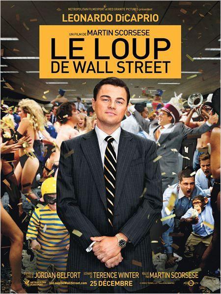 Critique du nouveau film de MARTIN SCORSESE, LE LOUP DE WALL STREET en salles mercredi cc @Metropolitan_Fr