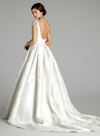 Bridal Gowns and Wedding Dresses by JLM Couture - Style 9658