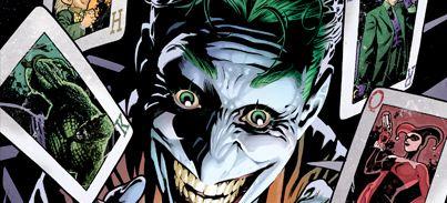 Batman: El Caballero Oscuro – Enemigos Mortales, Joker, Batman