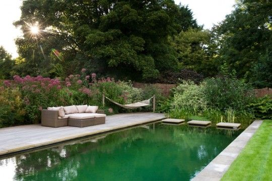 Garden by Amanda Patton MSGD. Photo: Marcus Harpur