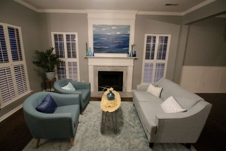 Hey guys and welcome to the 6th and final week of our One Room Challenge Front Room (formal living room) makeover. We have spent the last six weeks completely decorating and furnishing our formal living room. Chairs – At Home // Pillows – Homemade // Coffee Table // Sofa – Joss & Main Plant – …