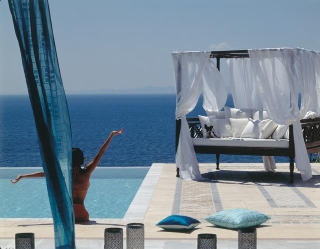 Danai Beach Resort & Villas, Nikiti #Halkidiki #Resort #Villas #Greece #Summer #Luxury