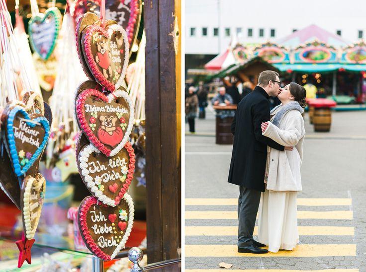 Hochzeit Düsseldorf Weihnachtsmarkt