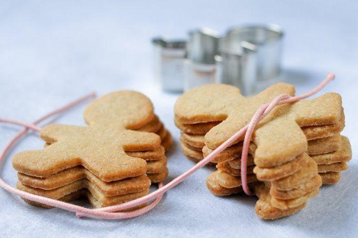 Christmas Sablés Cookies