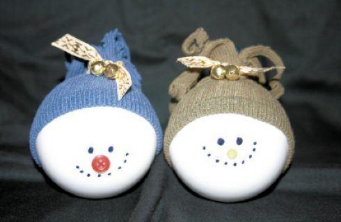 Palline di Natale da fare con i bambini: idee per lavoretti divertenti - Donnaclick