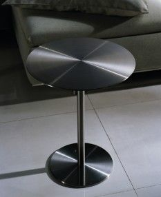 CTSC538 Stainless Steel Side Table