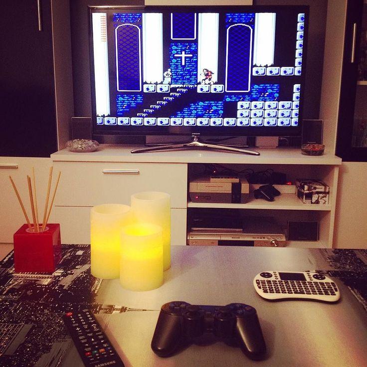 Something we loved from Instagram! Good night!  Castlevania II - Nes #raspberrypi #retropie #nes #nintendo #famicom #gameboy #snes #castlevania #castlevania2 #simonsquest #simonbelmont #gamer #gaming #retrogamer #retrogames #retrogaming #retrocollective #nescollection #goodnight #geek #gadget by nesland78 Check us out http://bit.ly/1KyLetq