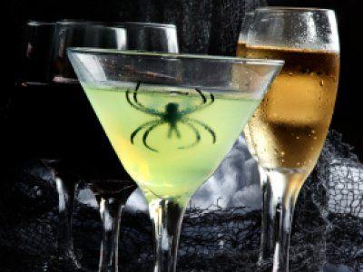 Receta de Martini de Manzana Tenebroso