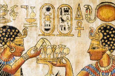 Como fazer joias do Egito Antigo para um projeto escolar | eHow Brasil