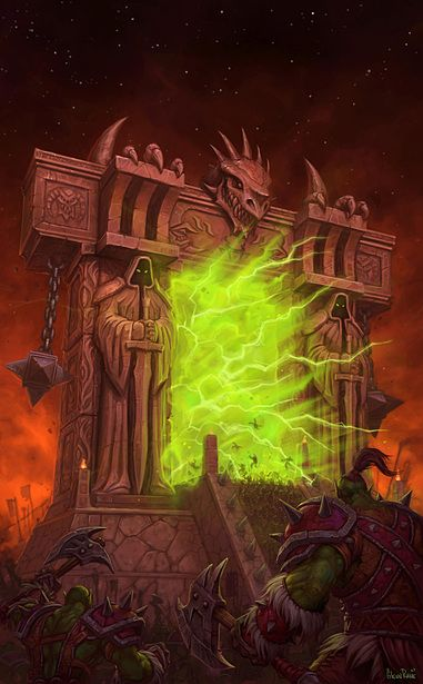 Beyond the Dark Portal - Wowpedia - Your wiki guide to the ...