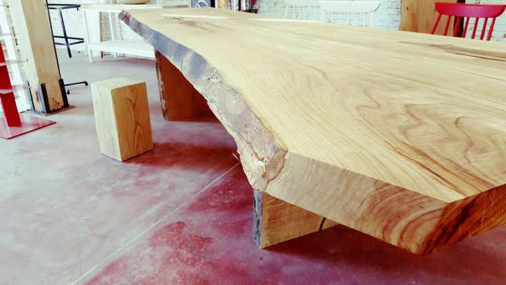 wooden trunck table design italiano www.designxtutti.com