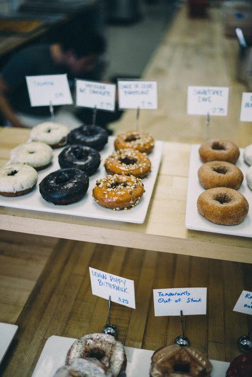 Blue Star Donuts, Portland, OR