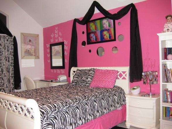 best 25 zebra bedroom decorations ideas on pinterest 19471 | ac14cbc1db5a5fca6820c0bd0223dd16 hot pink bedrooms zebra bedrooms
