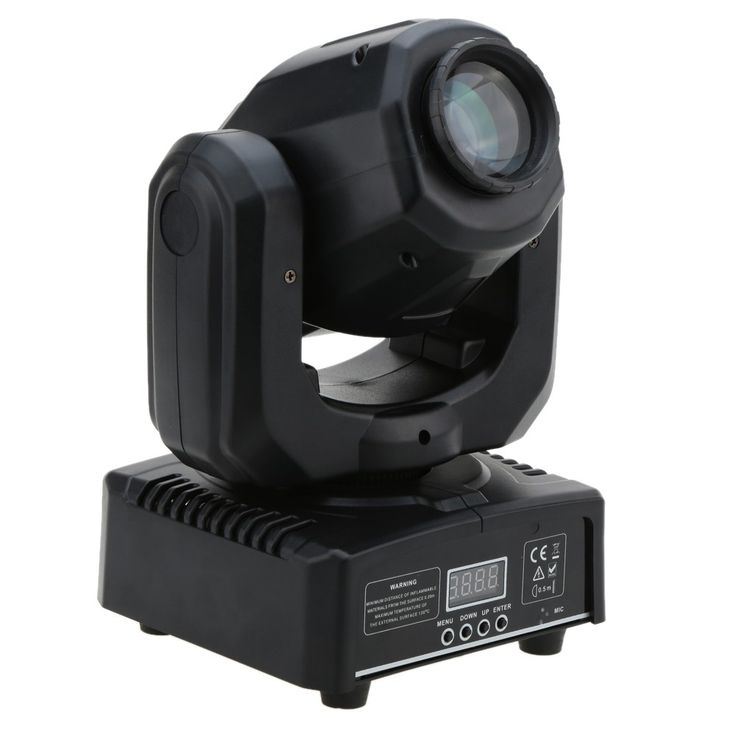 Only US$108.99, eu 30W DMX512 Sound Control Auto Rotating 7 / 10 Channels Rainbow - Tomtop.com