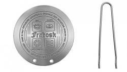 Frabosk Heat Diffuser Plate : Remodelista