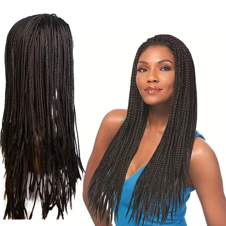 ... Crochet Braiding Wigs Thin Twist 3X pression Braid Wig Full Head Afro