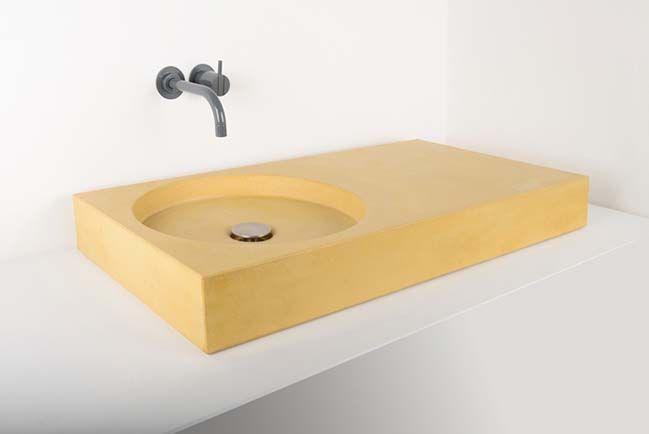 Kast introduces new range of patterned concrete basins