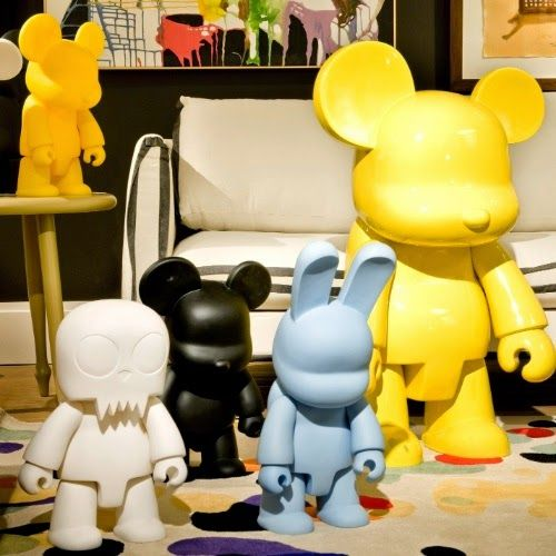161 Best Toy Art Spaces Interior Design Images On Pinterest