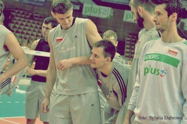 Chłopcy na treningu