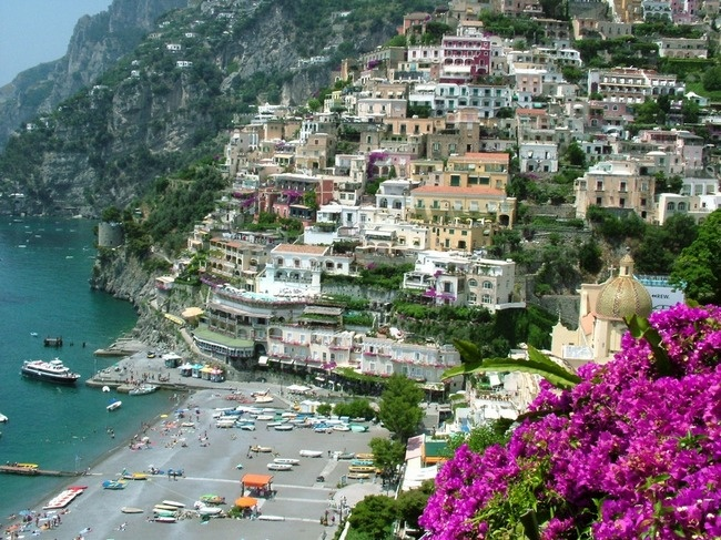 Positano, Italy: Positano Italy, Positano Beaches, Favorite Places, Colors Photography, Amalfi Coast, Beautiful Places, Places I D, Amazing Places, Families