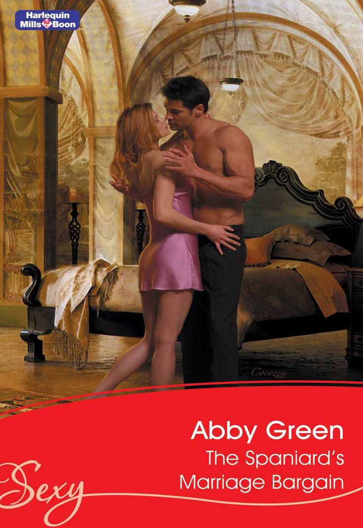Mills & Boon : The Spaniard's Marriage Bargain (Sexy S.): Abby Green: Amazon.com: Kindle Store
