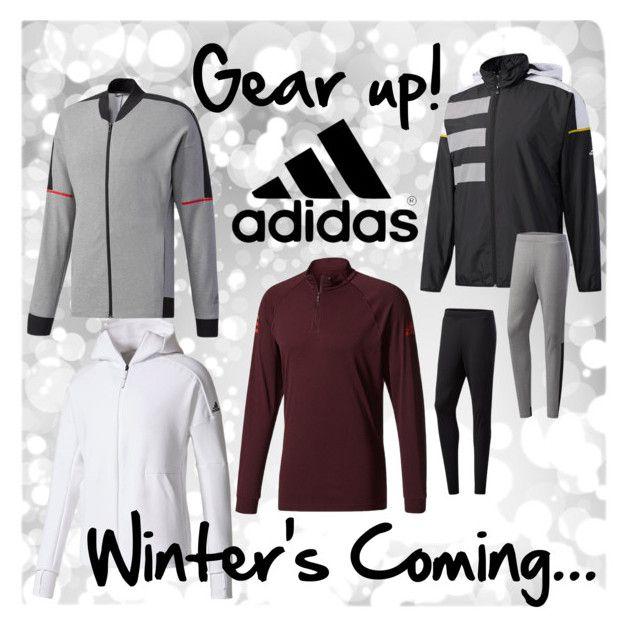 """""""New Men's adidas Tennis Gear"""" by tennisexpress"""