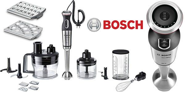 Chollo Batidora Bosch Maxo Mixx MSM 88190 por sólo 90.28€