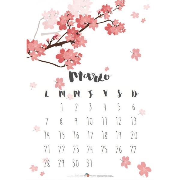 Descargable Calendario 2016