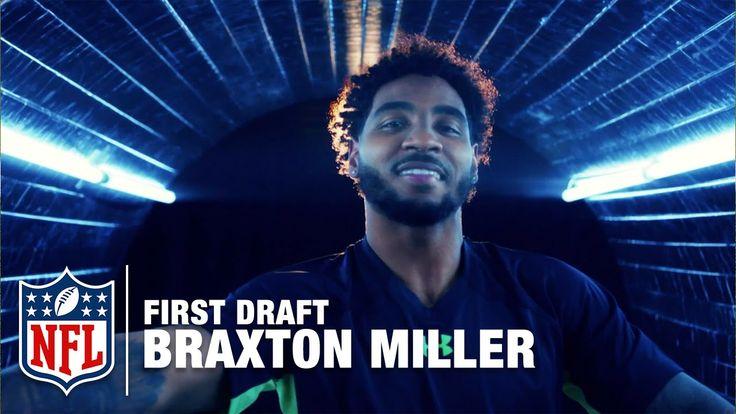 Braxton Miller (OSU, WR) | First Draft | NFL