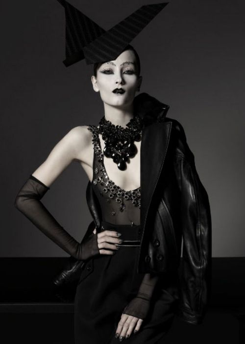 1000 images about haute goth on pinterest fashion
