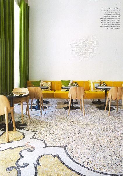 Top Interior Designers   India Mahdavi @imahdavi http://www.bestinteriordesigners.eu/top-interior-designers-india-mahdavi/ #interiors #bestinteriordesigners
