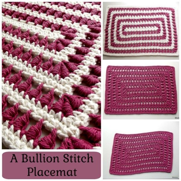 28 best Crochet Household images on Pinterest | Ganchillo libre ...