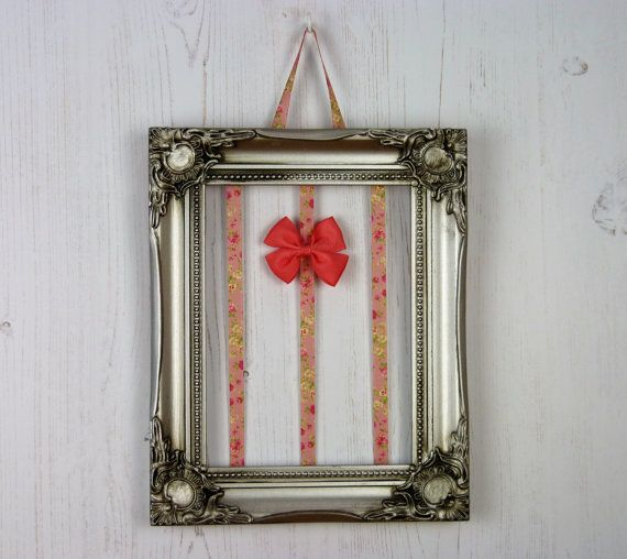 Hey, I found this really awesome Etsy listing at https://www.etsy.com/uk/listing/488825308/hair-bow-holder-barrette-holder-hair