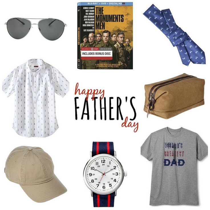 target father's day frames
